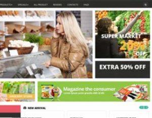 banner e-commerce C.A.T. sistemi di sicurezza - Torino e provincia